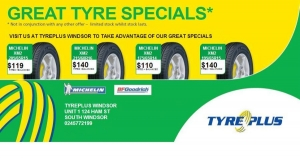 Tyres Plus Windsor
