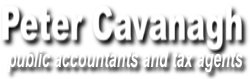 Peter Cavanagh Public Accountants & Tax Agents