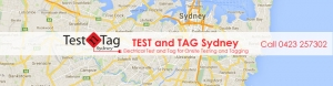 Test and Tag Sydney